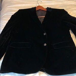 Boss velvet jacket